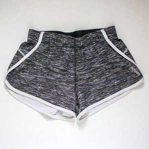 Reebok Shorts Running Active Black And White S